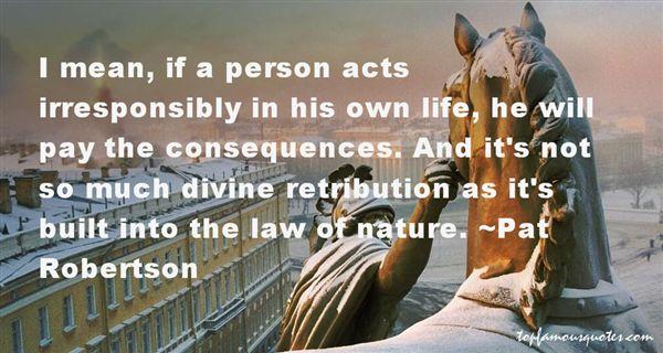 Quotes About Divine Retribution