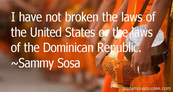 Quotes About Dominican