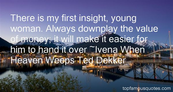 Quotes About Downplay