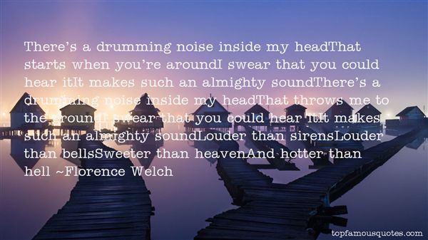 Quotes About Drum