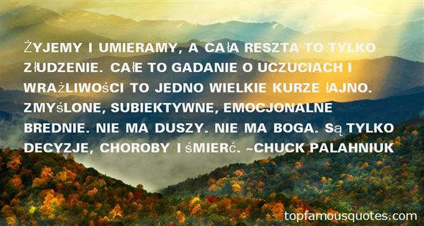 Quotes About Duszy