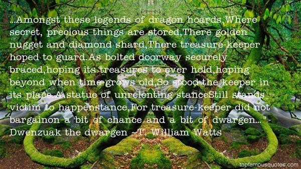 Quotes About Dwargen