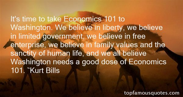Quotes About Economics And Life
