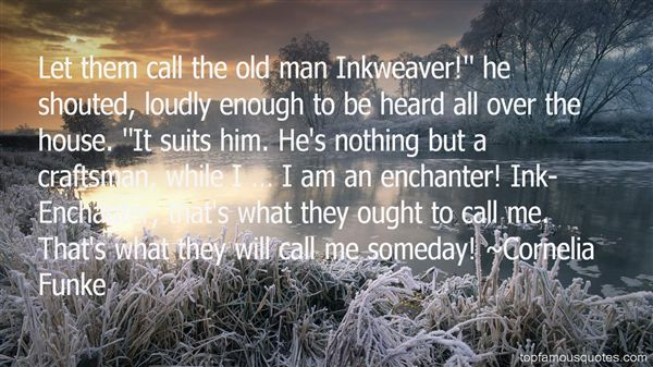 Quotes About Enchanter