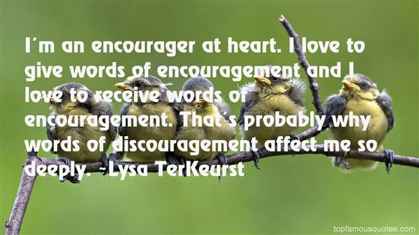 Quotes About Encouragement