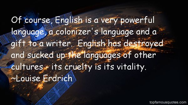 Quotes About English Language