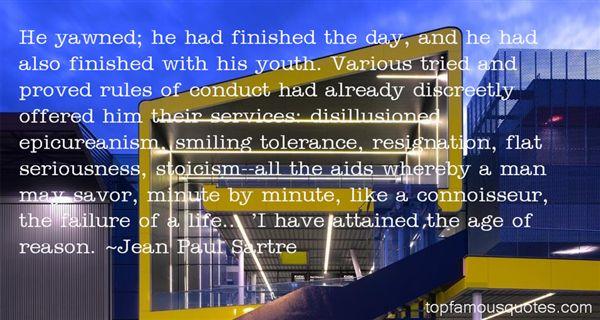Quotes About Epicureanism