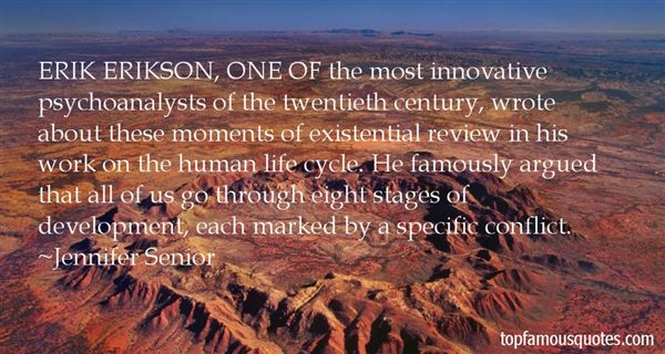 Quotes About Erikson