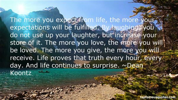 Quotes About Expectation Life