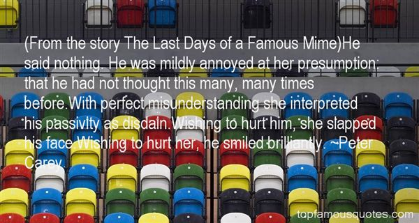 Quotes About Famous Passivity