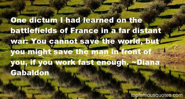 Quotes About Field Work