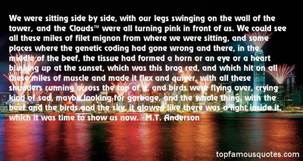 Quotes About Filet Mignon