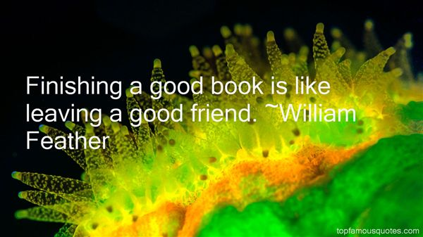 Quotes About Finishing A Book