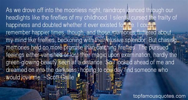 Quotes About Fireflies And Love