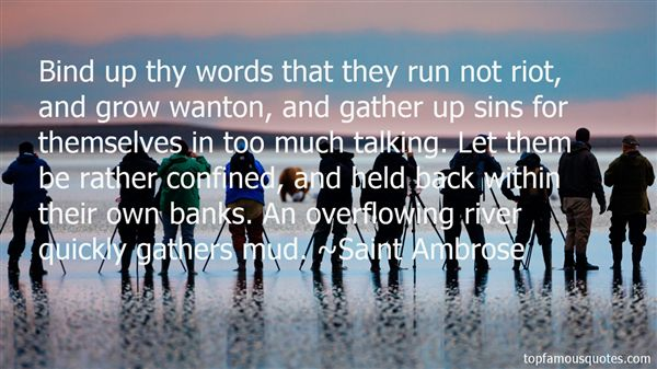 Quotes About Flowing River