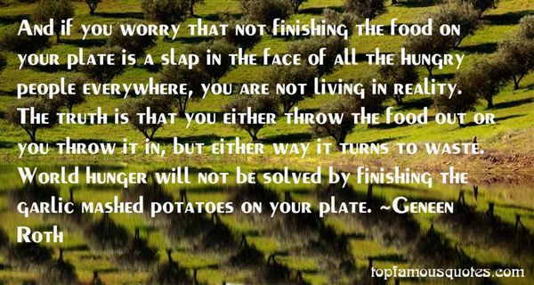 food waste quotes  best 19 famous quotes about food waste