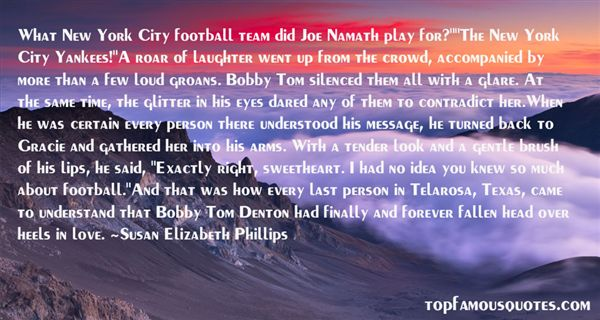 Quotes About Football Team