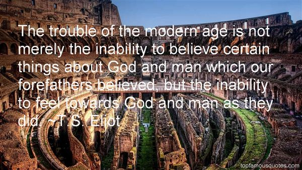 Quotes About Forefathers God