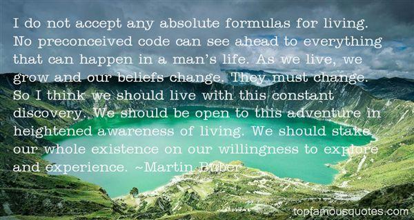 Quotes About Formulas