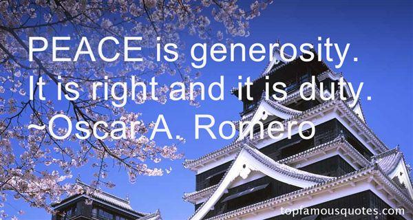 Quotes About Generosit
