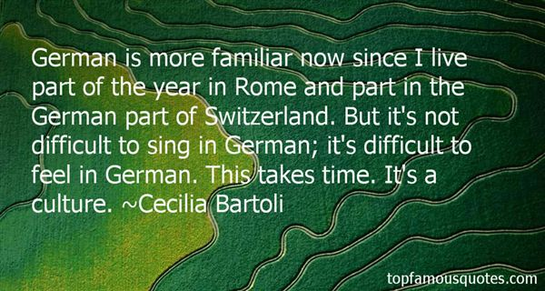 Quotes About German Culture