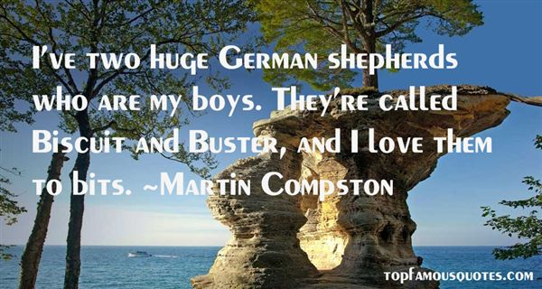 Quotes About German Shepherds