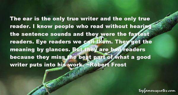 Quotes About Glances
