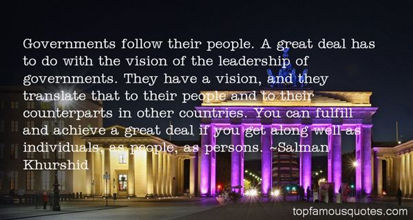 Quotes About Great Leaders