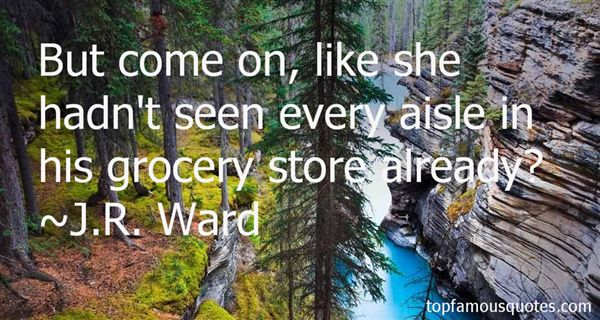 Quotes About Grocery