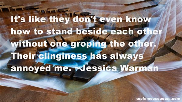 Quotes About Groping