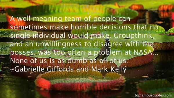 Quotes About Groupthink