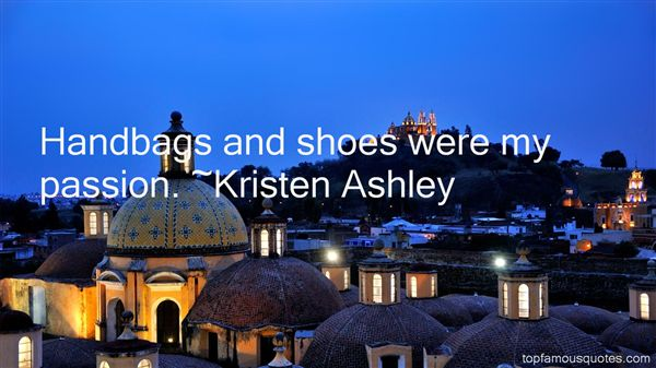 Quotes About Handbags And Shoes