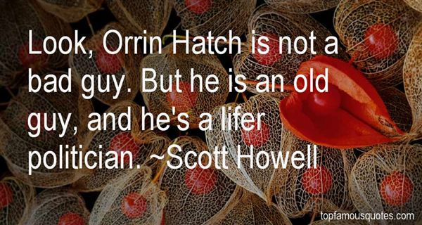 Quotes About Hatch