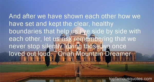 Quotes About Healthy Boundaries