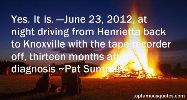 Quotes About Henrietta