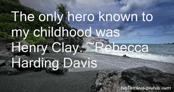 Quotes About Henry Clay