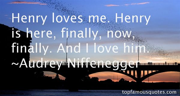 Quotes About Henry