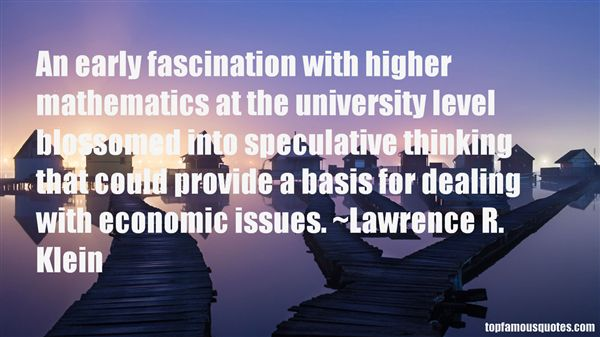 Quotes About Higher Thinking