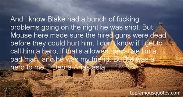 Quotes About Hired Guns