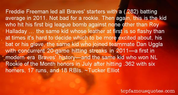 Quotes About Hitting Home Runs