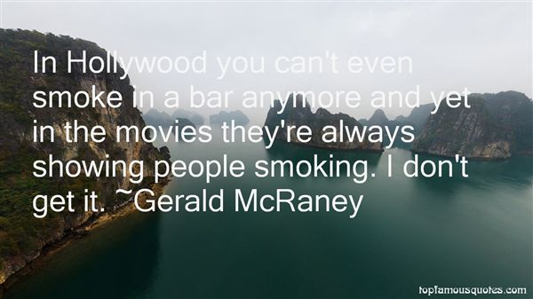 Quotes About Hollywood Movies