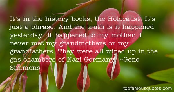 Quotes About Holocaust Gas Chambers
