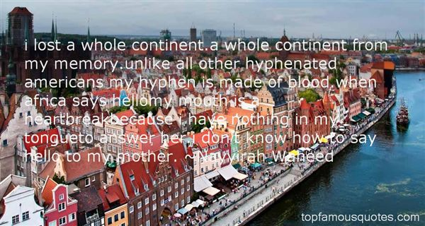 Quotes About Hyphenated