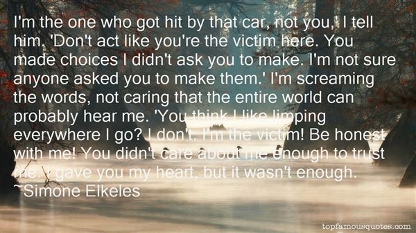 Quotes About I Gave You My Heart