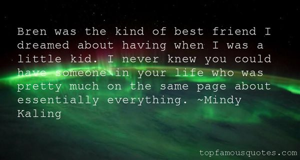 Quotes About I Never Knew