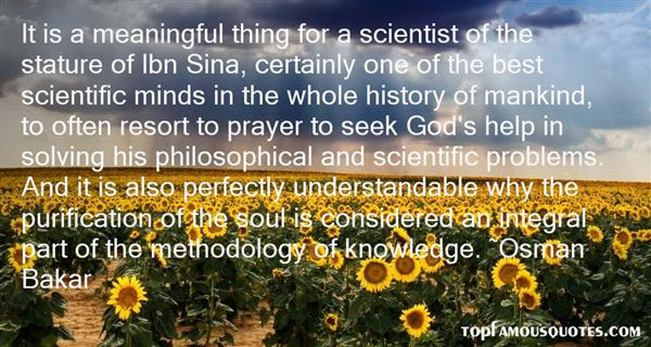 Quotes About Ibn Sina