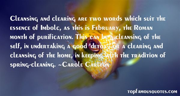 Quotes About Imbolc