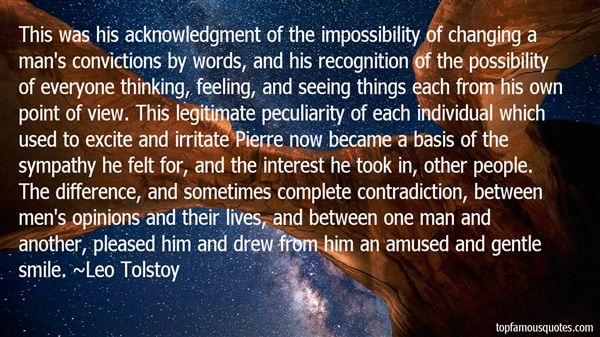Quotes About Impossibility