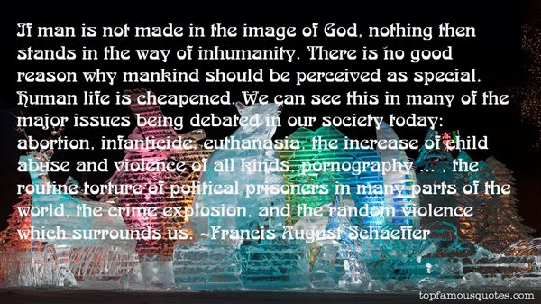 Quotes About Inhumanity To Man