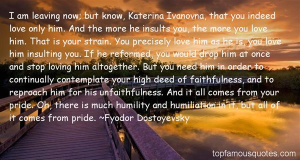 Quotes About Insults Love